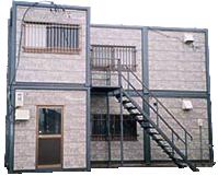 45~60型ダブルハウス・連棟型
