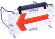 LED矢印板(ソーラー式)