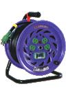 コードリール(漏電遮断機付き)